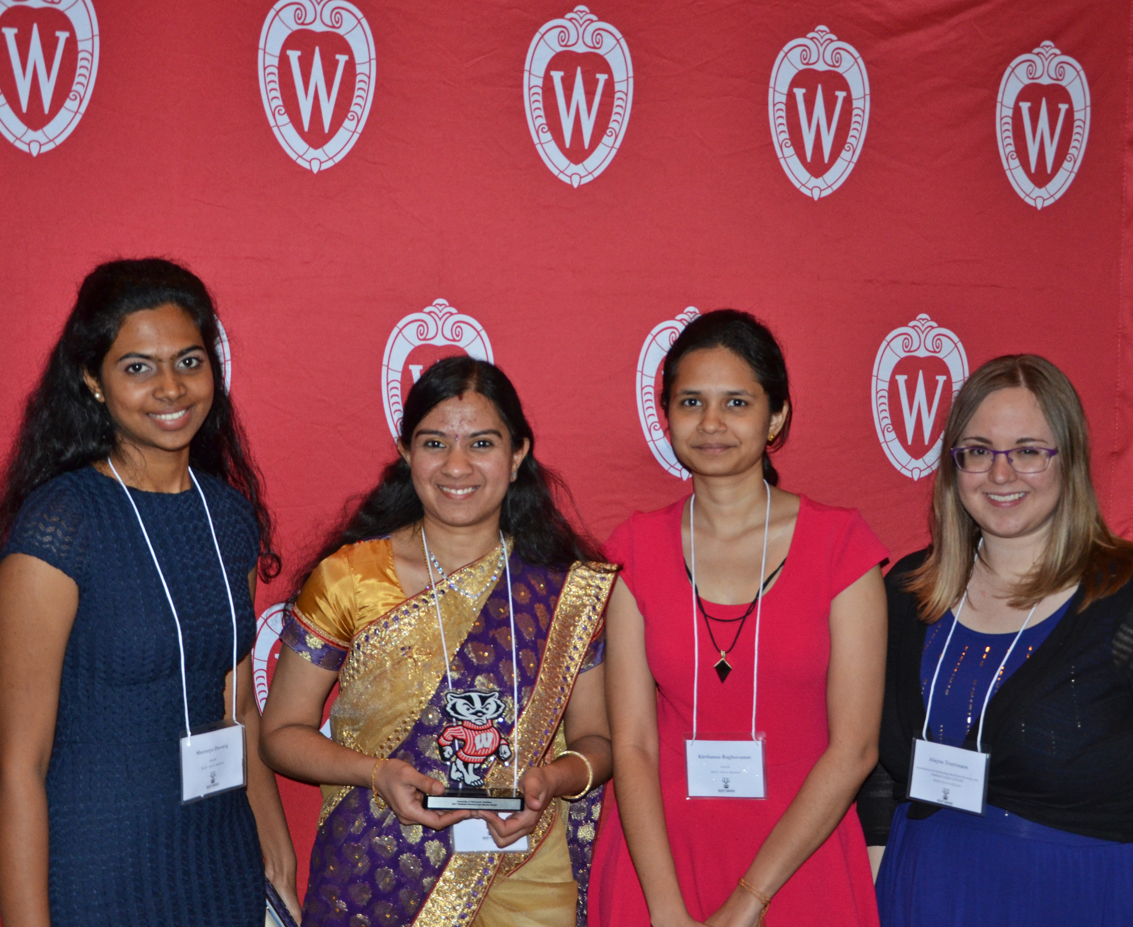 WACM at the Bucky's Awards Ceremony